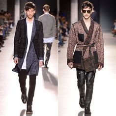 Dries Van Noten Fall Winter 2013 Collection - Paris Fashion Week Men's - Esquire