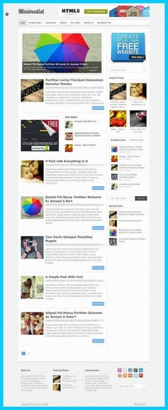 MyThemeShop - Minimalist WordPress Theme Review