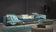 Pantone's Picks for 2015 Autumn Colors - Theodores Outdoor Sofa, Outdoor Furniture, Outdoor Decor, Scandinavia Design, Blue Velvet, Pantone, Couch, Home Decor, Rooms