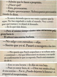 Image Include Frases Quotes Hush Patch Cipriano And Nora Grey I Love Books, Good Books, My Books, Book Memes, Book Quotes, Frases Bts, Love Phrases, Book Fandoms, Book Lovers