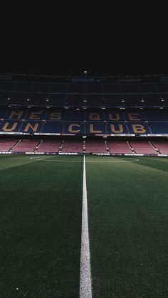 Messi Soccer, Soccer Stadium, Football Stadiums, Football Soccer, Football Players, Camp Nou Barcelona, Barcelona Football, Messi Pictures, Soccer Pictures