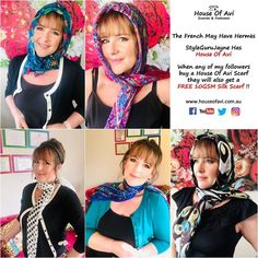 Free silk scarf with the purchase of a silk scarf Most Comfortable Shoes, Hermes, Scarves, Silk, Stuff To Buy, Free, Scarfs, Silk Sarees