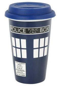 Tardis - Mok van Doctor Who