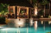 Poolside Bar & Restaurant Service