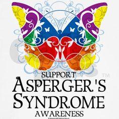 Asperger's butterfly