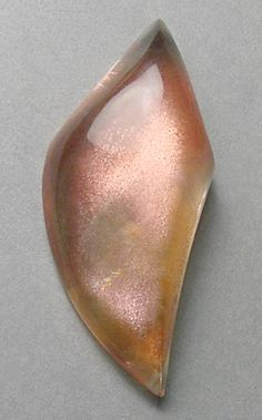 Sunstone cabochon / Oregon