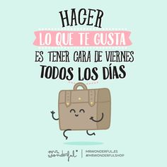 Mr. Wonderful│Citas - ✿ Quote / Inspiration in Spanish / motivation for learning Spanish / Spanish podcast  - Repin for later!