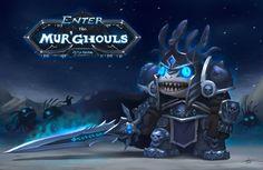 Enter the Murghouls by MicreroFurioso.deviantart.com on @deviantART