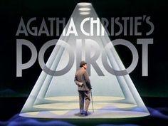 I love the Poirot books!
