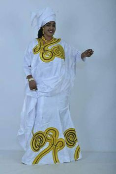 African dress, embroidered dress, Mali style, African skirt, African headwrap, African fashion, Senegambia design, bazin embroidery by KampisApparel on Etsy