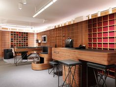 Bally Unveils London Flagship Store
