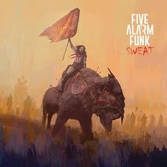Five Alarm Funk thrives on transcending the funk genre by seamlessly mixing in elements of Gypsy rock, Latin music, ska, and even prog-metal.The WCMA-winning and JUNO Award-nominated Vancouver-based band is eight men strong and over a decade deep into a career that has seen it release five acclaimed albums and burn up stages across the country on six Canadian tours, and this vehicle isn't about to slow down. The horde descends on a cover  straight out of Middle Earth.
