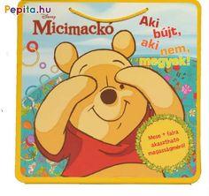 Ennek a különleges könyvnek hála nemcsak remekül szórakozhatsz Micimackóval, Malackával, Tigrissel és Fülessel, hanem gyönyörűen kidíszítheted vele a szobádat is! Akaszd fel a falra, és meglátod, ettől egészen biztosan gyorsabban fogsz nőni!/ / Winnie The Pooh, Disney Characters, Products, Winnie The Pooh Ears, Gadget, Pooh Bear