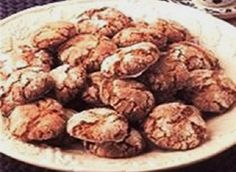 Receita de Broas de Chocolate | Doces Regionais Portuguese Desserts, Portuguese Recipes, Portuguese Food, Brownie Cookies, Yummy Cookies, Biscuits, Cookie Time, Small Cake, Cooking Classes