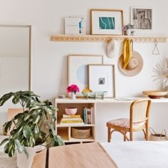 How to Build a Minimal Modern Desk with Storage for Under 100