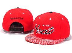 e09eb181f85 NBA new season gift - Miami heat logo snapback hats - Big Discount Rate ING