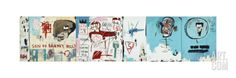 Life like Son of Barney Hill Giclee Print by Jean-Michel Basquiat at Art.co.uk