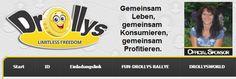 Drollysworld – My Home - Wissen - Werben - Traffic