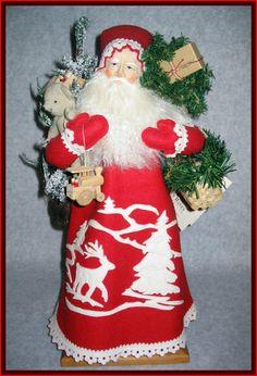 Marcella's Daughter Santas, Chelsea Fair Santas, Bells of Christmas Santa, King of Love Santa, Chelsea Fair, Forever Christmas by Chelsea, O...