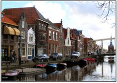 canal en Alkmaar / canal in Alkmaar | Flickr – Compartilhamento de fotos!