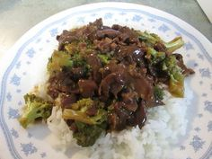 My favorite Chinese food, next to Chow Mein, is Beef Broccoli. I really love Beef Broccoli. The best beef broccoli I have ever eaten was at a...