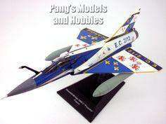"Dassault Mirage 2000 ""Picardie"" France 1/72 Scale Diecast Model by DeAgostini"