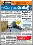 DescargarEl Correo Gallego - 16 Noviembre 2013 - PDF - IPAD - ESPAÑOL - HQ