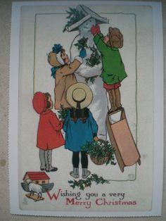 Sent to USA Christmas Card Tag! (NadezdaRab)