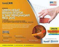 Seminar GRATIS untuk Eksportir Bali: Pelatihan 2 Hari Entreprener Bali
