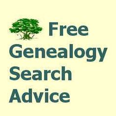Free Genealogy Search Help for Google
