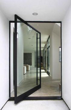 ORIGINAL GLASS DOOR