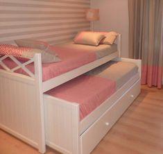 camas dobles para ninas