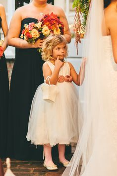 flower girl dresses by Gilly Gray www.gillygray.com