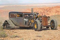 Cool Trucks, Big Trucks, Cool Cars, Semi Trucks, Rat Rod Cars, Rat Rods, Rat Rod Trucks, Rat Rod Pickup, Dodge Trucks