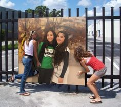 they just love us haha jk