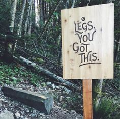 A Little Hiking Motivation #Fitness Motivation