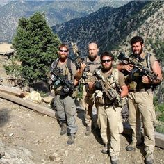 Dany p. Dietz Matthew g. Alxelson and two other men of SEAL team 10 who were KIA during operation Red Wings (resubmitted)