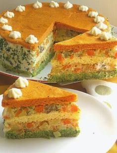 Savoury Cake, Antipasto, I Foods, Avocado Toast, I Am Awesome, Cooking Recipes, Pasta Recipes, Sandwiches, Appetizers