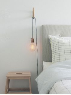 Favorite Things Friday Like Scandinavian Bedroom Copper Bedroom Home Bedroom, Bedroom Decor, Bedroom Ideas, Master Bedroom, Budget Bedroom, Bedroom Lamps, Bed Lamps, Bedroom Furniture, Furniture Ideas