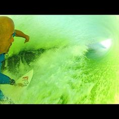 GoPro shot // Tubemonster