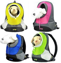 Crazy Paws - Pet Backpack (L)