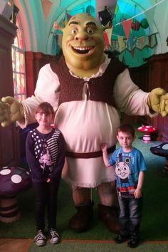 Shrek's Adventure! London - Finding Shrek