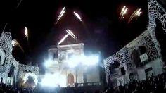 Spettacolo Piromusicale - San Michele - Palazzolo Acreide 04/10 /2015