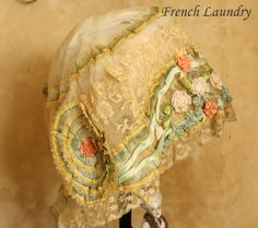 French Laundry - her blog shows these incredible1920's hats she collects