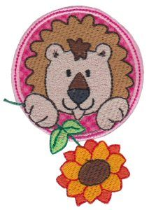 Embroidery | Free Machine Embroidery Designs | Bunnycup Embroidery | Circle of Friends