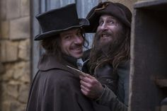 BBC Blogs - TV blog - Jonathan Strange & Mr Norrell: How to be a master manipulator Childermass-style Enzo Cilenti, Paul Kaye, Strange Magic, A Discovery Of Witches, Bbc America, Bbc One, Period Dramas, Best Tv, The Magicians