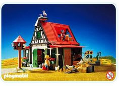 playmobil farm and tractor - Google Search