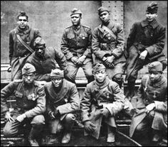 Black Soldiers, Portuguese Army 1930s