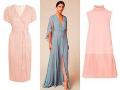 '45 vestidos para ir de invitada a una boda de otoño (y no fallar)'. Vía 'SModa'