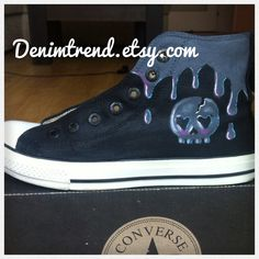 0688911b7b40 Adventure Time Custom Converse – Painted Shoes by BlingLogo